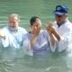 خدمة معمودية لكنيسة جماعات الله في حيفا والناصرة وكنيسة عيلبون
