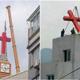 الشيوعيون الصينيون يزيلون مئات الصلبان من الكنائس في حملة قمع