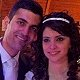 تهنئة للاحباء رجا جريس وشيرين شومر بمناسبة زواجهما