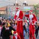 الرامة: مسيرة ميلادية من كنيسة اللاتين الى كنيسة الروم الارثوذكس