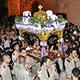 رام الله :المئات يشاركون في جناز المسيح والجمعة العظيمة
