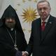 أردوغان يوجه رسالة إلى بطريرك الأرمن في تركيا