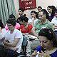 اجتماع شباب قطري في الكنيسة المعمدانية كفر كنا