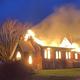 كنيستان تحترقان في حرائق مريبة للغاية جنوب غرب أونتاريو