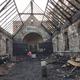 مصر: حريق ضخم غامض شبيه بحريق نوتردام يقضي على كنيسة مار جرجس بالكامل