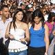 خدمة الطاولة تقوم بحملة لنشر الخبر السار في مسيرة طلعة العذراء في حيفا