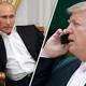 بوتين يعايد ترامب بعبارة ميلاد مجيد