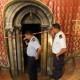 من قام باشعال النيران في كنيسة المهد؟ التحقيقات الاولية: الحادث عرضي وليس بفعل فاعل