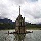 صور لكنيسة تحت الماء في فنزويلا