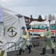 منظمة سماريتان بيرس تفتتح مستشفى طوارىء ميداني في شمال إيطاليا