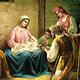 ولادة يسوع المسيح كانت عجيبة