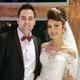 تهنئة للأحباء وسيم جريس ومريانا مطر بمناسبة زواجهما