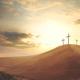 مات المسيح لنحيا معه