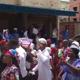 موكب مؤيد لترامب في نيجيريا يرفع العلم الأمريكي وصور المسيح